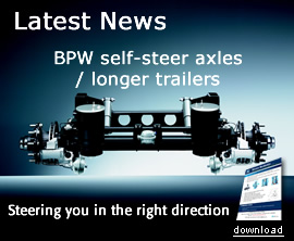 click to download BPW's Self-steer axle information PDF