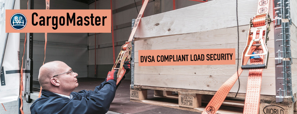 DVSA compliant load security
