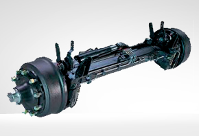 Self Steer Axle