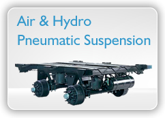 Air and Hydro Pneumatic Suspension